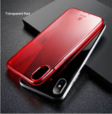 BASEUS Simple Series Clear Case For iPhone 7, 7 Plus, 8, 8 Plus, X