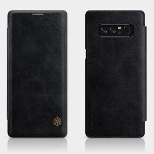 Nillkin Qin Series PU Leather Flip Wallet Case For Samsung Galaxy Phones