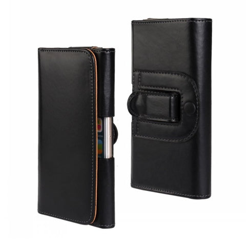 Belt Clip Leather Holster Pouch Case For iPhone 4, 4S, 5, 5S, 5C, SE, 6, 6S, 6 Plus, 6S Plus, 7, 7 Plus, 8, 8 Plus