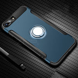 ZNP Armour Magnet Ring Grip Case for iPhone 6, 6 Plus, 6S, 6S Plus, 7, 7 Plus, 8, 8 Plus, X