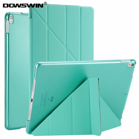 DOWSWIN Smart Split Cover Flip Case for iPad Pro 10.5 inch - A1701, A1709