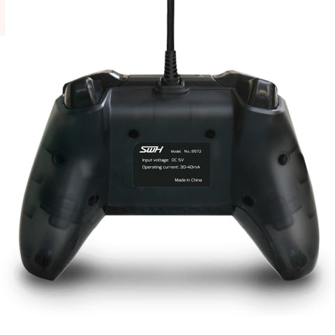 Wired Pro Controller for Nintendo Switch and PC with 7 2