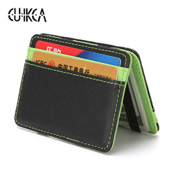 CUIKCA South Korean Style Ultra Compact Travel Wallet