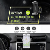 ROCK Universal Car Mobile Phone Holder - 360 Degrees Adjustable