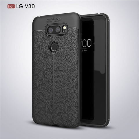 Hybrid Soft TPU Case for LG V30