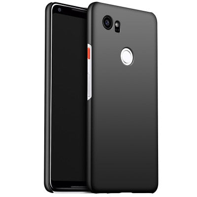 Super Slim Matte Skin Case for Google Pixel 2 and 2 XL