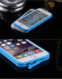 Full Body Waterproof Case For iPhone 6, 6 Plus, 6S, 6S Plus, 7, 7 Plus by Floveme - Titanwise