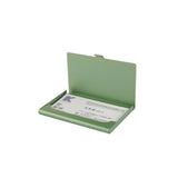 Aluminium and Stainless Steel Bank Card Holder