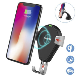 Wofalo Fast Wireless Charging Universal Car Mobile Phone Holder