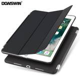 DOWSWIN Smart Cover Flip Case for iPad Air - A1474, A1475,  A1476