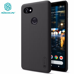 NILLKIN Super Frosted Matte Case for Google Pixel 2 and 2 XL with Free Screen Protector