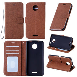 YiKELO Flip Wallet Case for Motorola Phones