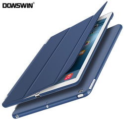 DOWSWIN Smart Cover Flip Case for 2017 iPad 9.7 inch - A1822, A1823, A1893