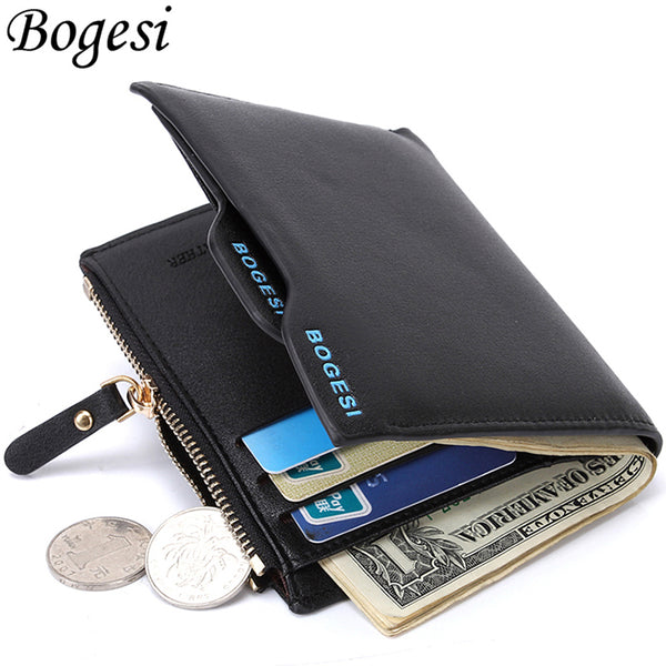 Bogesi Ultra Compact Men's Wallet