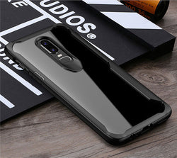 Slim Transparent Case with Edge Protection for OnePlus 6, 6T, 7, 7 Pro