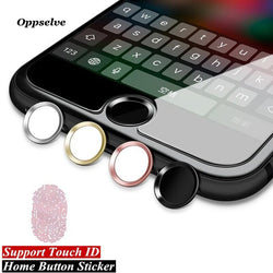 Oppselve Universal Home Button Protection Sticker For iPhones and iPads