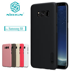 Nillkin Super Frosted Matte Case for Samsung Galaxy S8, S8 Plus, S9, S9 Plus, Note 8