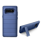 Hidden Kickstand Non-Slip Case for Samsung Galaxy S8, S8 Plus, S9, S9 Plus, Note 8