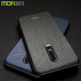 MOFi Split Textured Design Case for OnePlus 6