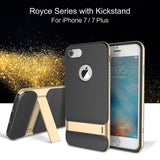 ROCK Royce Kickstand Case for Apple iPhone 7, 7 Plus by Rock - Titanwise