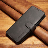 DG.Ming Luxury Leather Flip Magnet Case For iPhone 6, 6 Plus, 6S, 6S Plus, 7, 7 Plus, 8, 8 Plus, X, XR, XS, XS Max