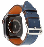 Wudada Multi-colour Leather Strap Band for Apple Watch Series 1, 2, 3, 4, 5