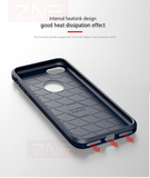 ZNP Luxury Shockproof Case For iPhone 6, 6 Plus, 6S, 6S Plus, 7, 7 Plus, 8, 8 Plus, X