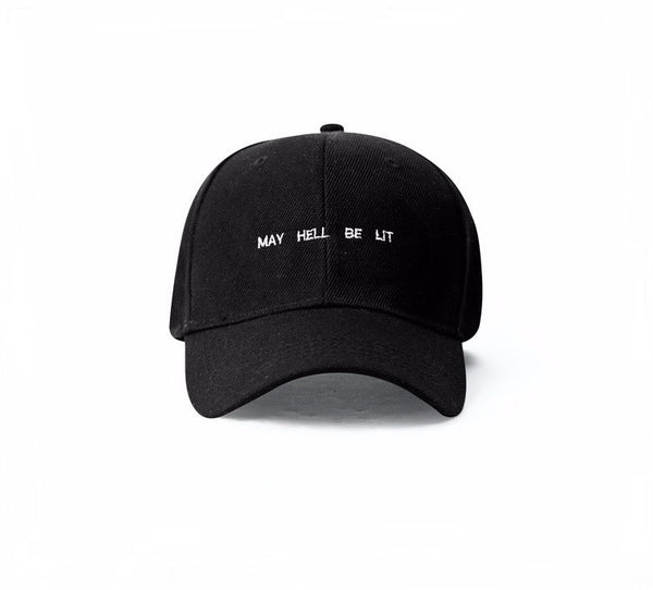 MAY HELL BE LIT HAT
