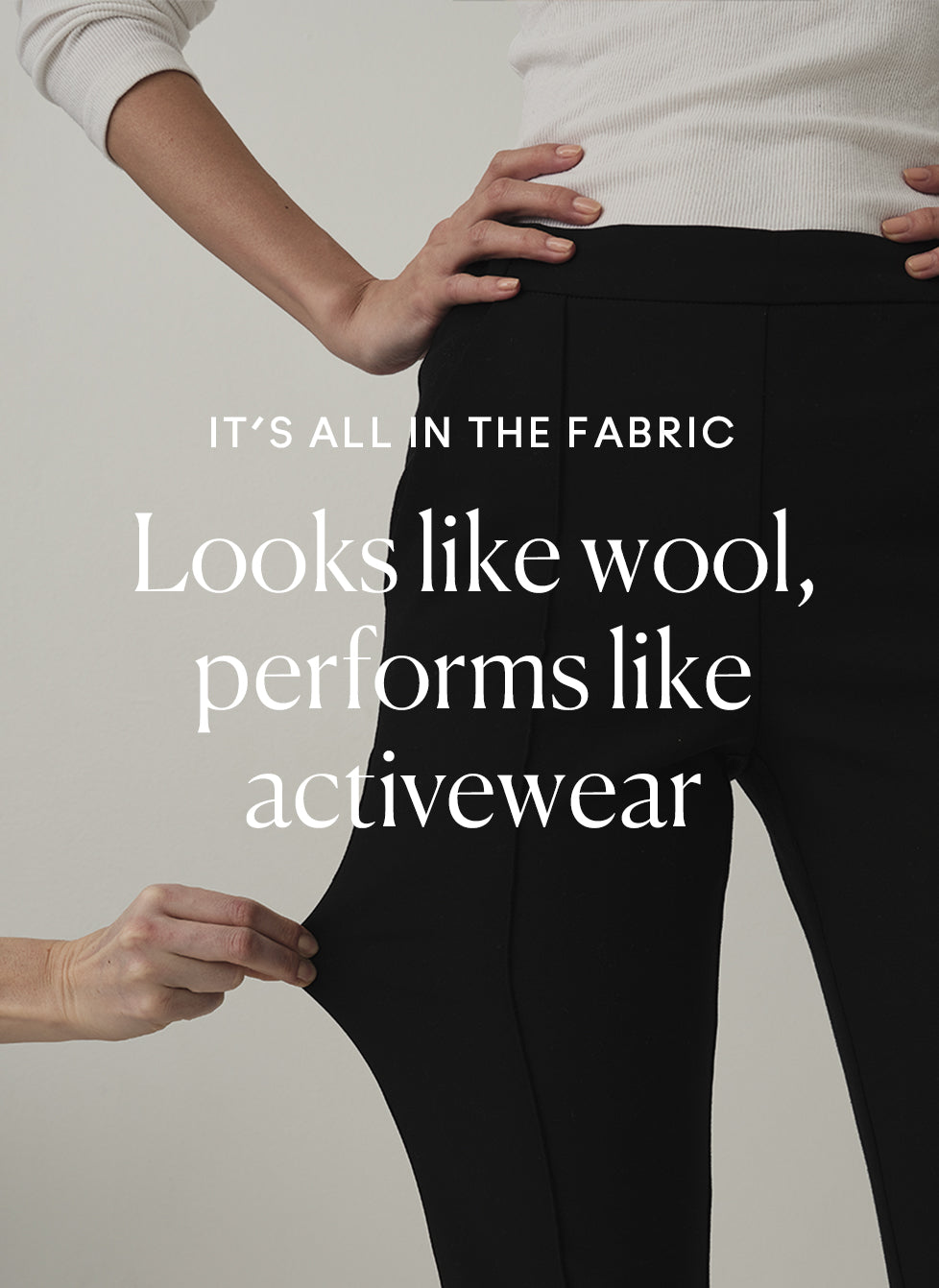It's all in the fabric