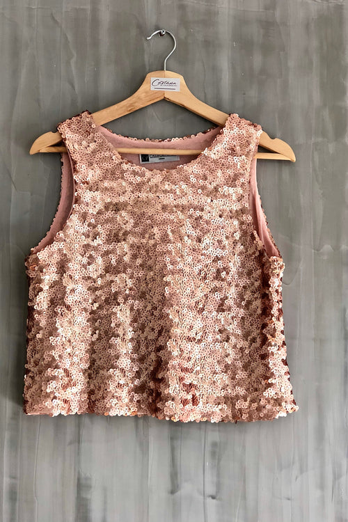 TOP ALICE ROSE GOLD