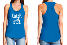 Racerback Tank - Latch & Chat