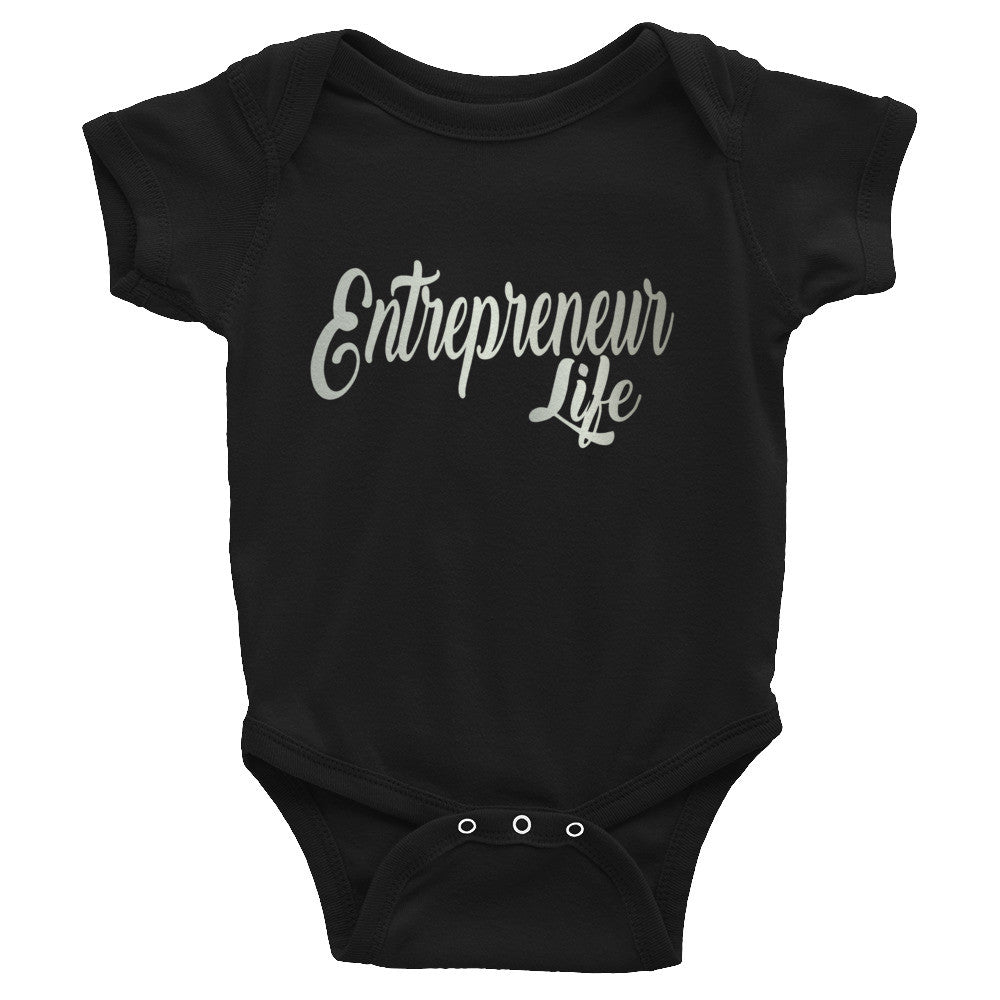 Entrepreneur Life Infant Onesie