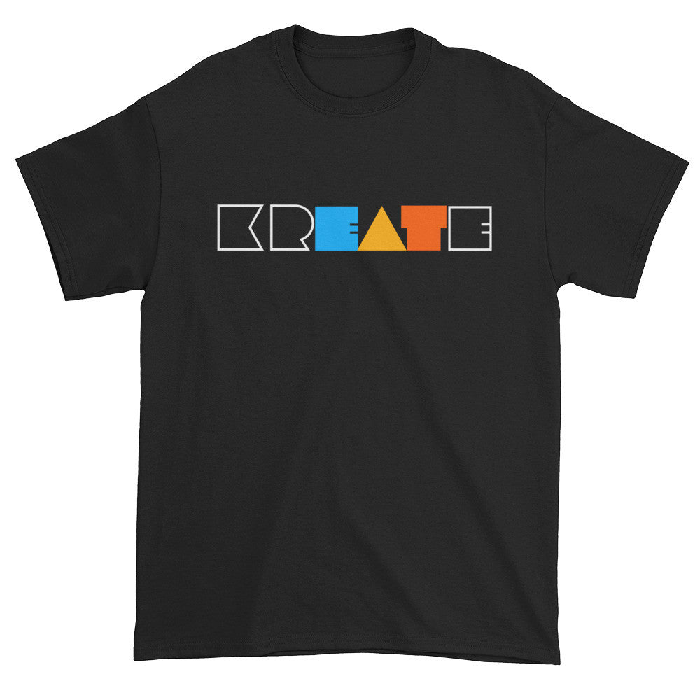 KREATE Collection Short sleeve t-shirt