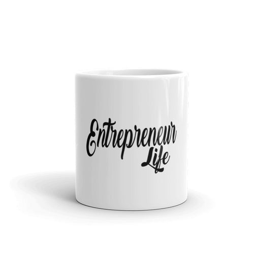 Entrepreneur Life Mug made in the USA