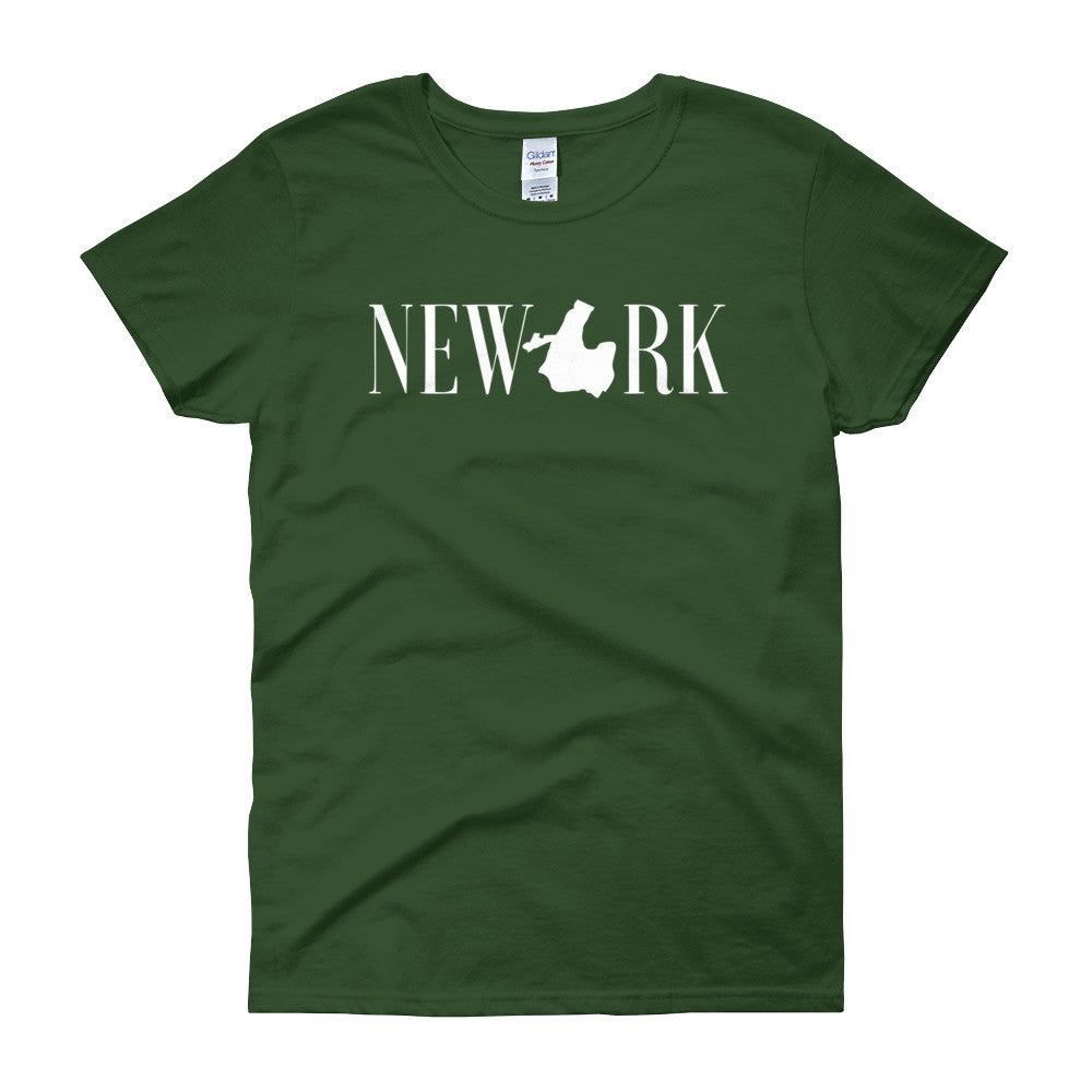 NEWARK Women's short sleeve t-shirt