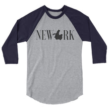 NEWARK 3/4 sleeve classic baseball shirt