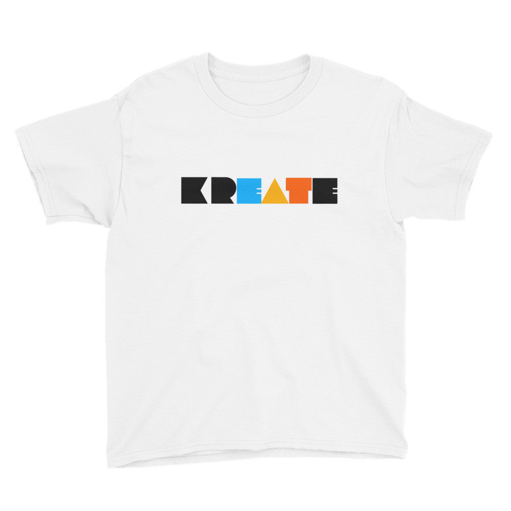 KREATE Collection Youth Short Sleeve T-Shirt