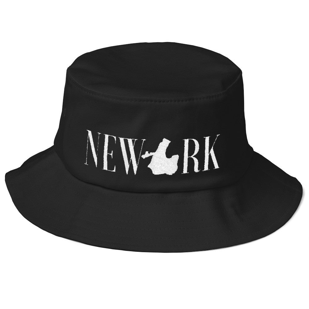 Old School NEWARK Bucket Hat