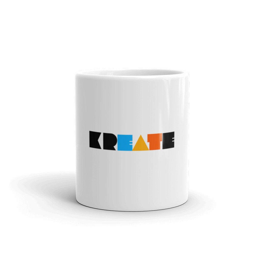 KREATE Collection Mug made in the USA