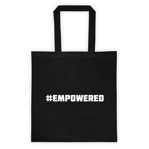 #EMPOWERED Tote bag