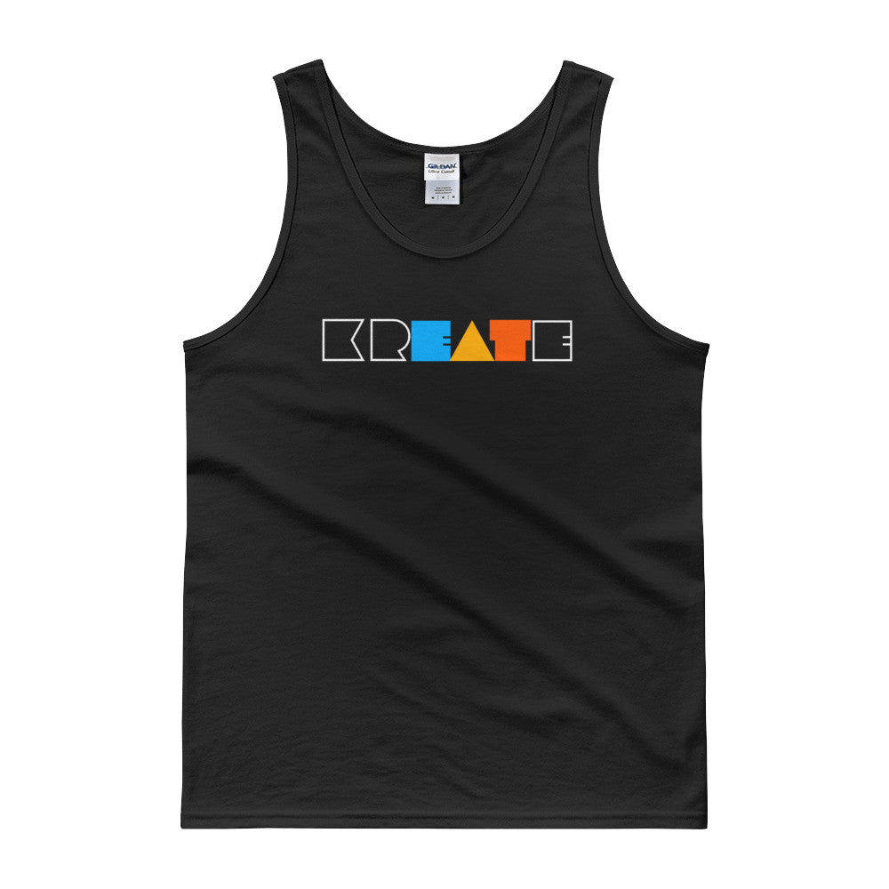 KREATE Collection Mens + Unisex Tank top