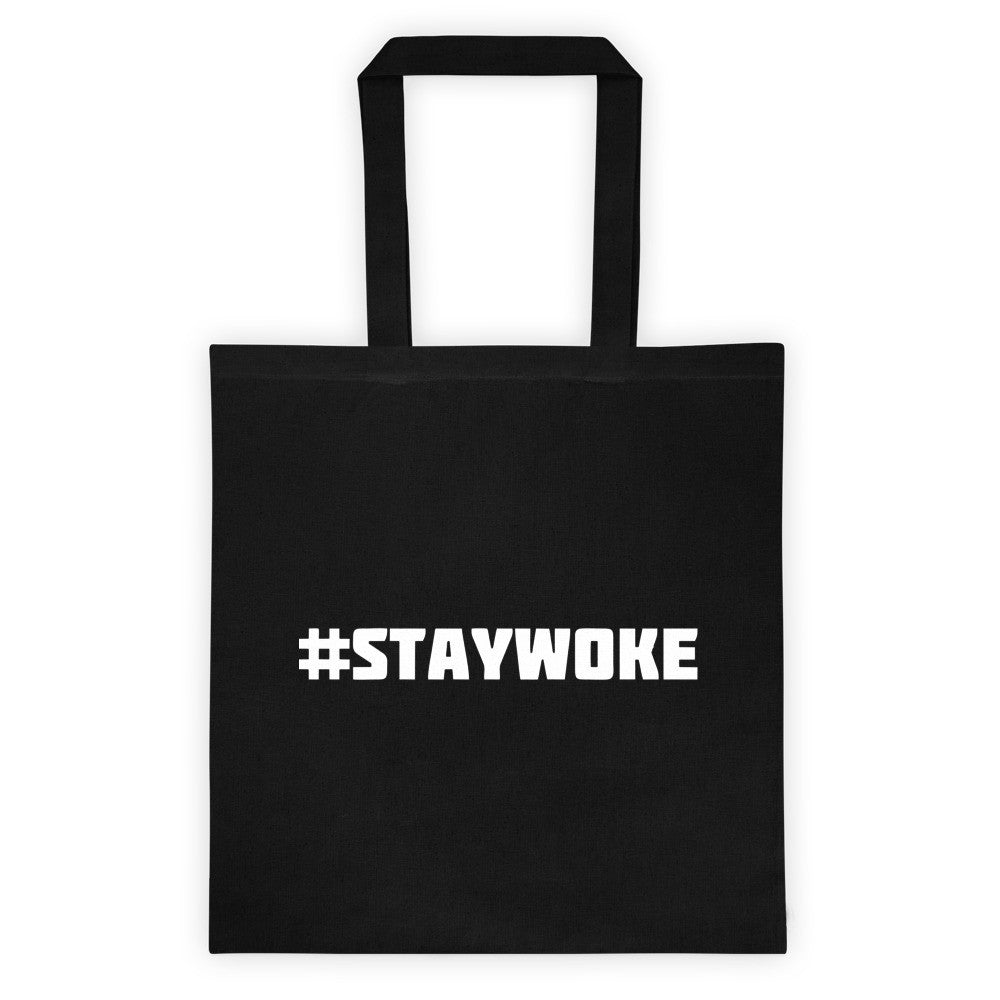 #STAYWOKE Tote bag