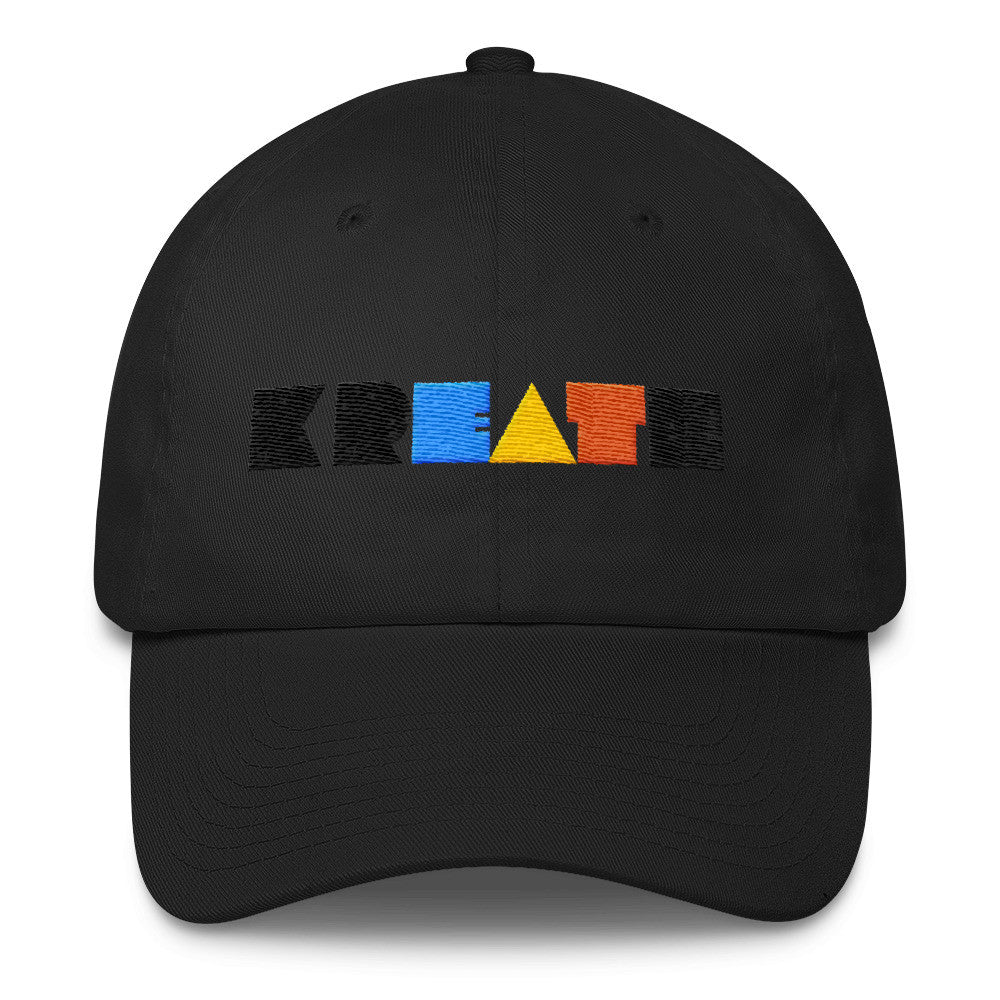 KREATE Collection Cotton Dad Hat