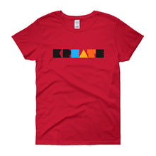 KREATE Collection Women's short sleeve t-shirt