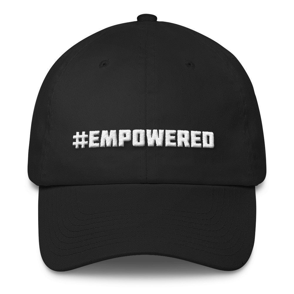 #EMPOWERED Cotton Dad Hat
