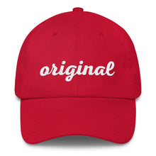 Original Cotton Dad Hat