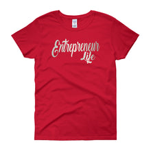 Women's short sleeve Entrepreneur Life t-shirt