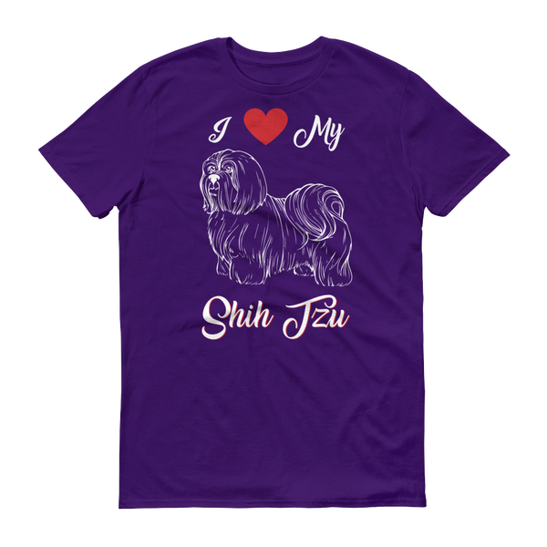 I Love My Shih Tzu (Picture)
