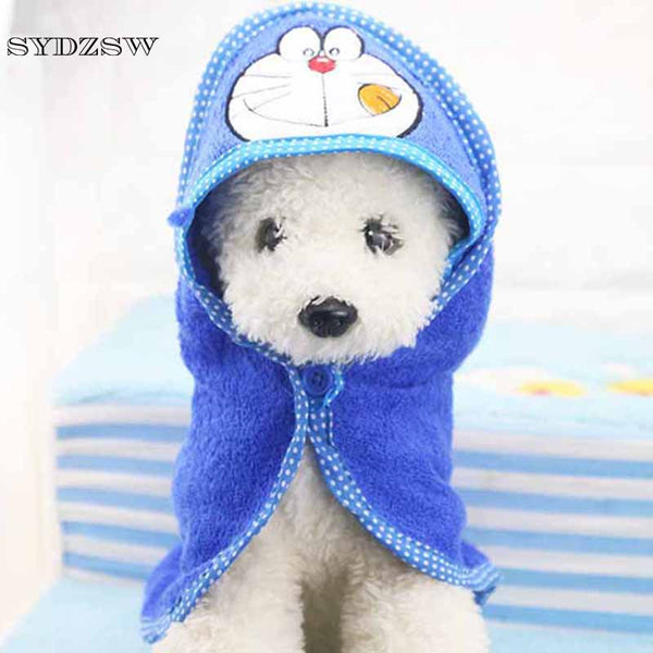 Cartoon Animal Hooded Towel/Bathrobe