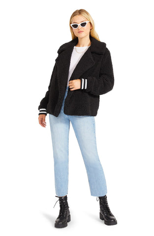 FLEECE AND LOVE JACKET